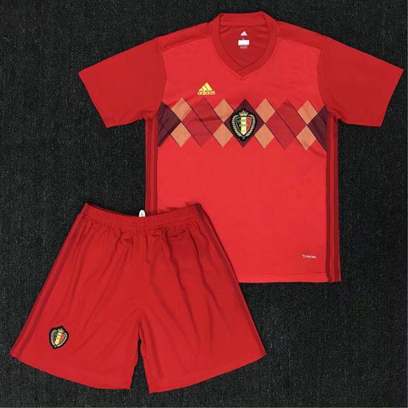 Belgia VM 2018 drakt