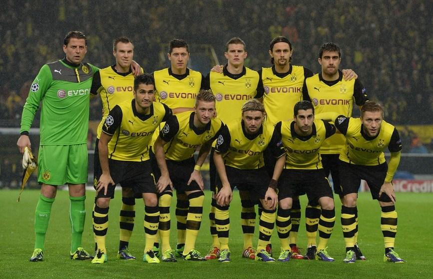 Dortmund Fotballdrakt Barn