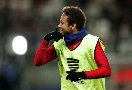 Neymar fotballdrakt