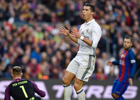 Ronaldo fotballdrakt