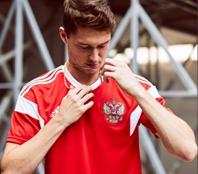 Russland VM 2018 drakt