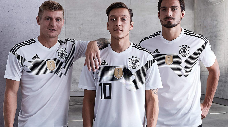 Tyskland VM 2018 drakt